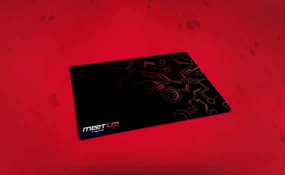 Mousepad Meet uP